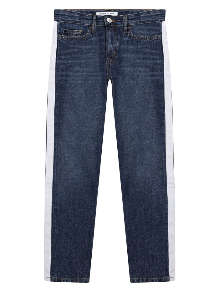 Calvin Klein Jeans boyfriend Average work