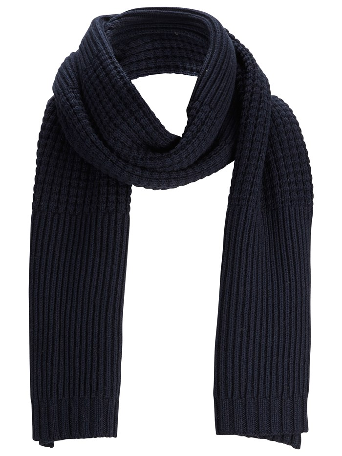 SELECTED Accessories Men Scarves Blue 16039274