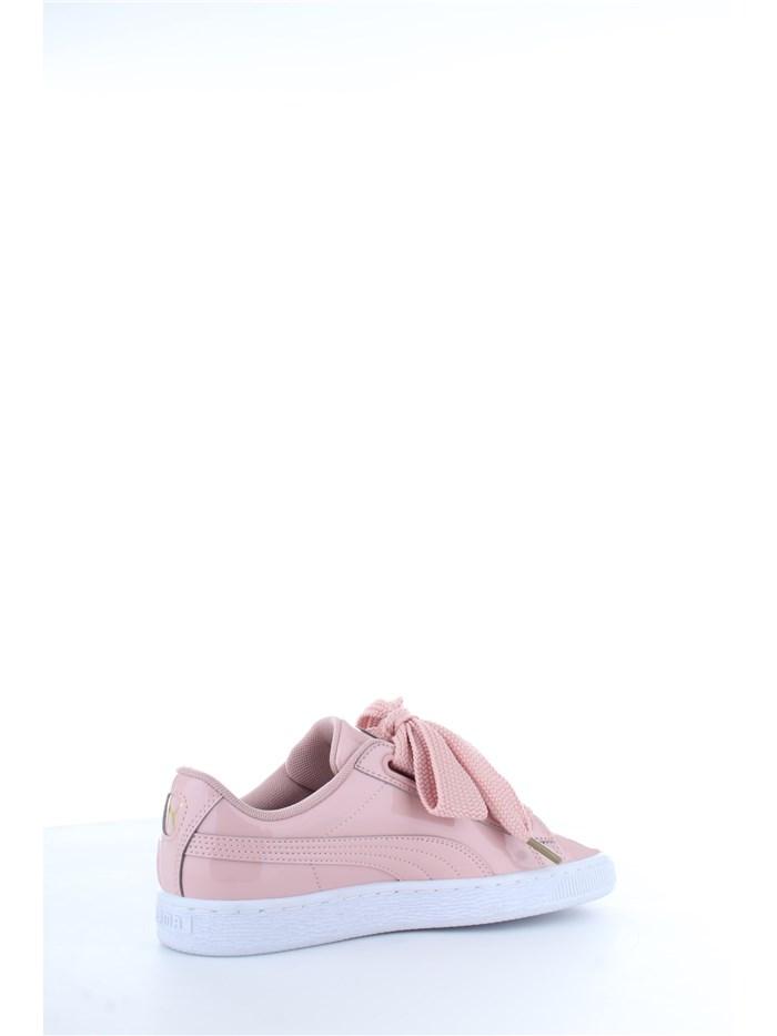 puma basse rosa
