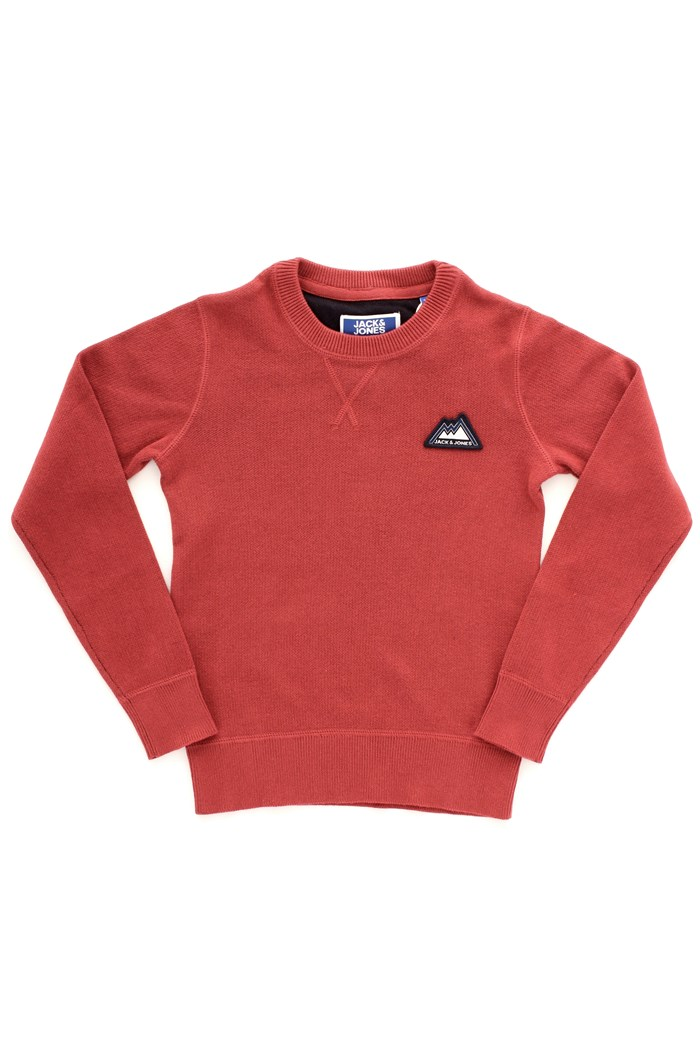 JACK&JONES JUNIOR Choker Red