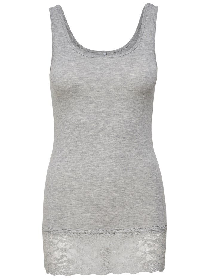 ONLY Tanks Grey
