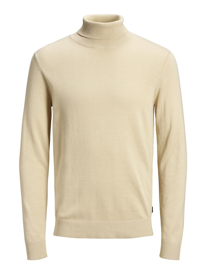 JACK&JONES Polo neck Ecru
