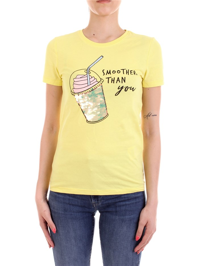 ONLY Short sleeve Yellow