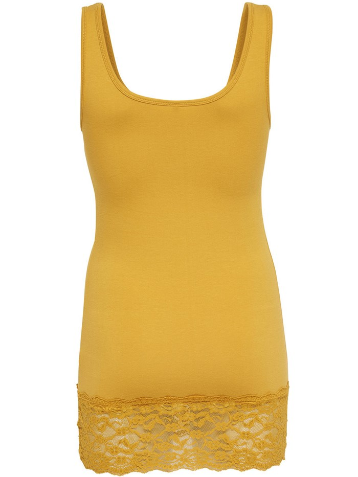 ONLY Tanks Yellow