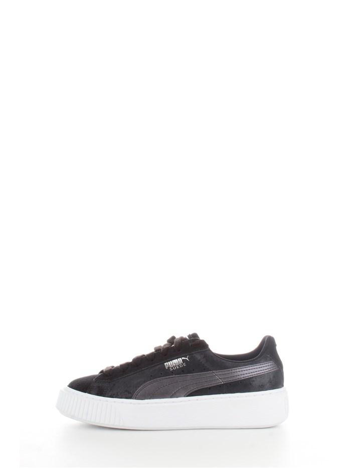 scarpe puma donna pelle nere