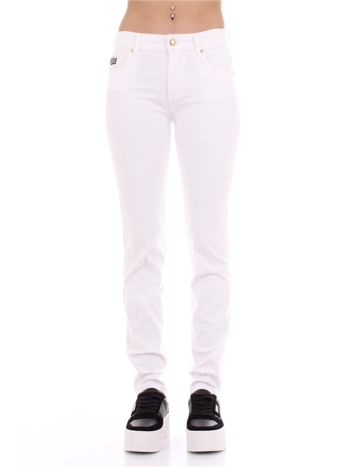 VERSACE Jeans Couture Skinny White