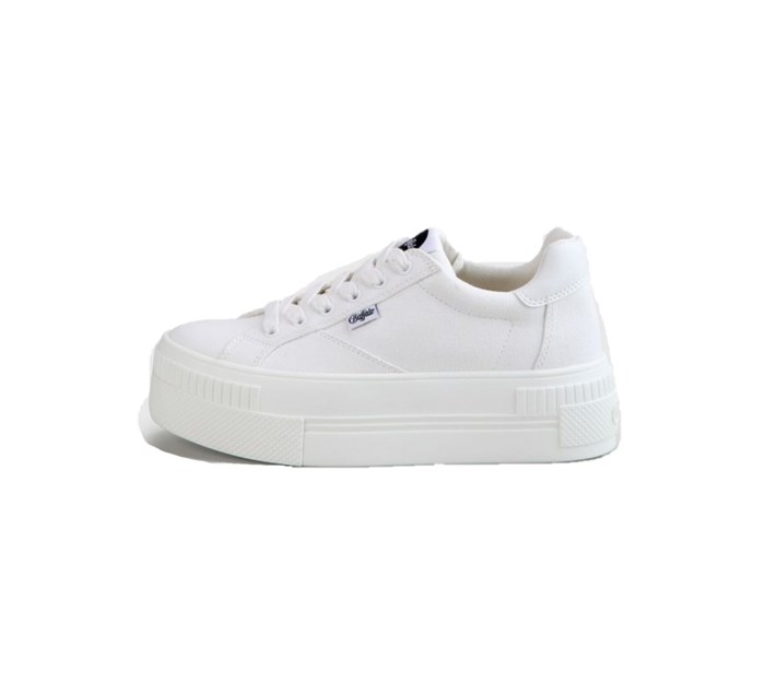 BUFFALO low White
