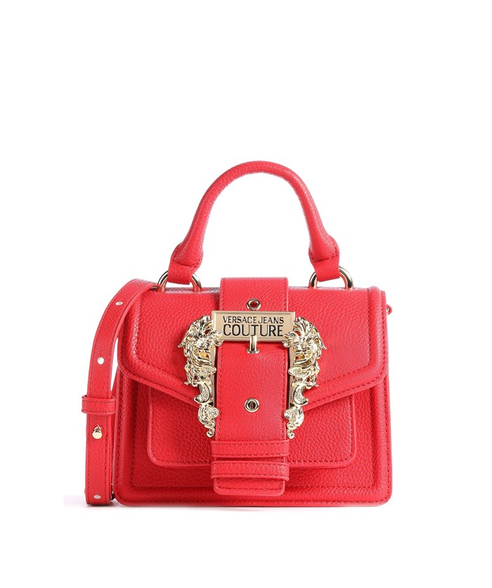 VERSACE Jeans Couture Shoulder Strap Red