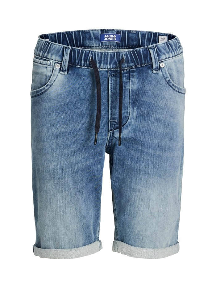 JACK&JONES JUNIOR bermuda Denim blue
