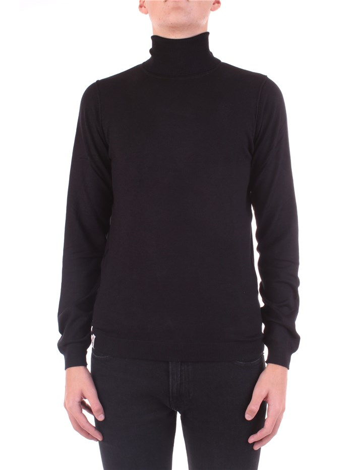Fred Mello Polo neck Black