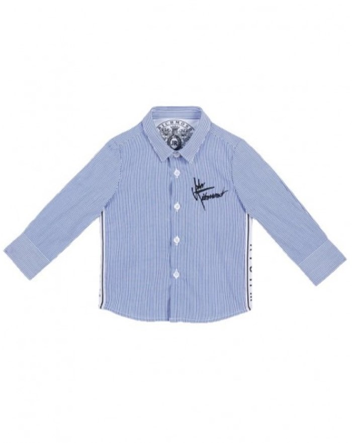 John RICHMOND Casual Blue / white