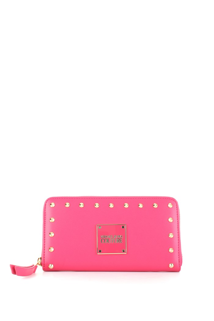 VERSACE Jeans Couture Wallets Fuxia