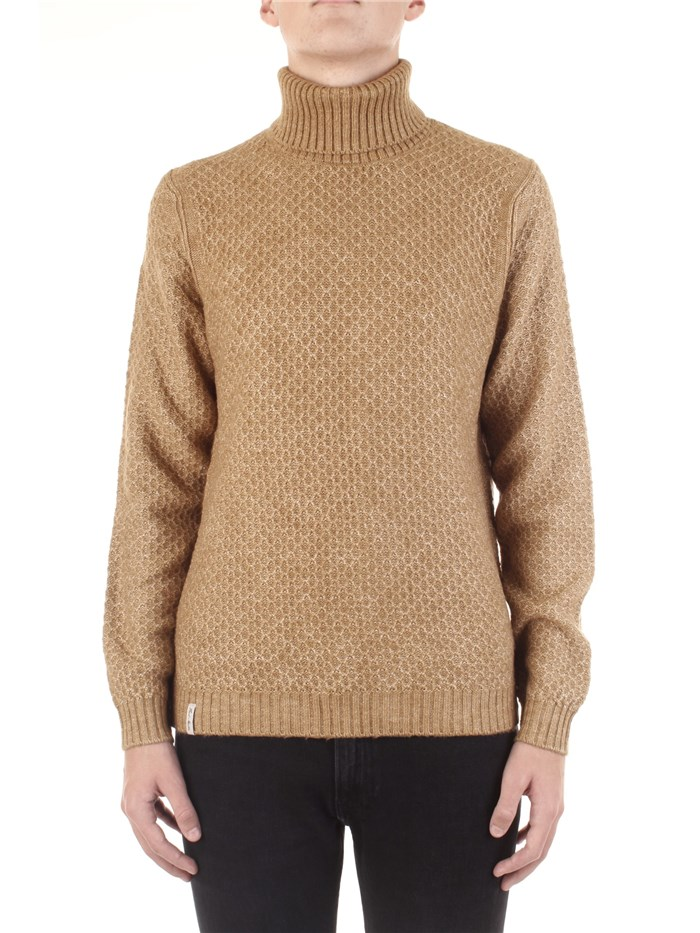 Fred Mello Polo neck Camel
