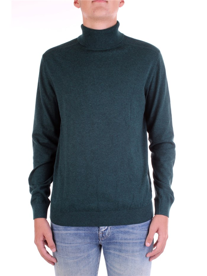 SELECTED Polo neck Green