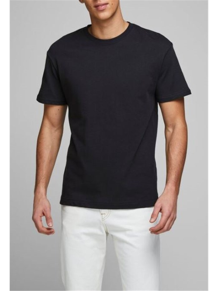 JACK&JONES Short sleeve Black