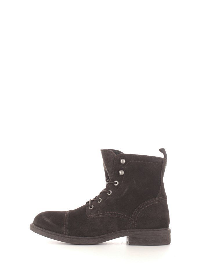 SELECTED boots Black
