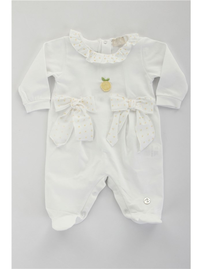 LALALU Overalls White