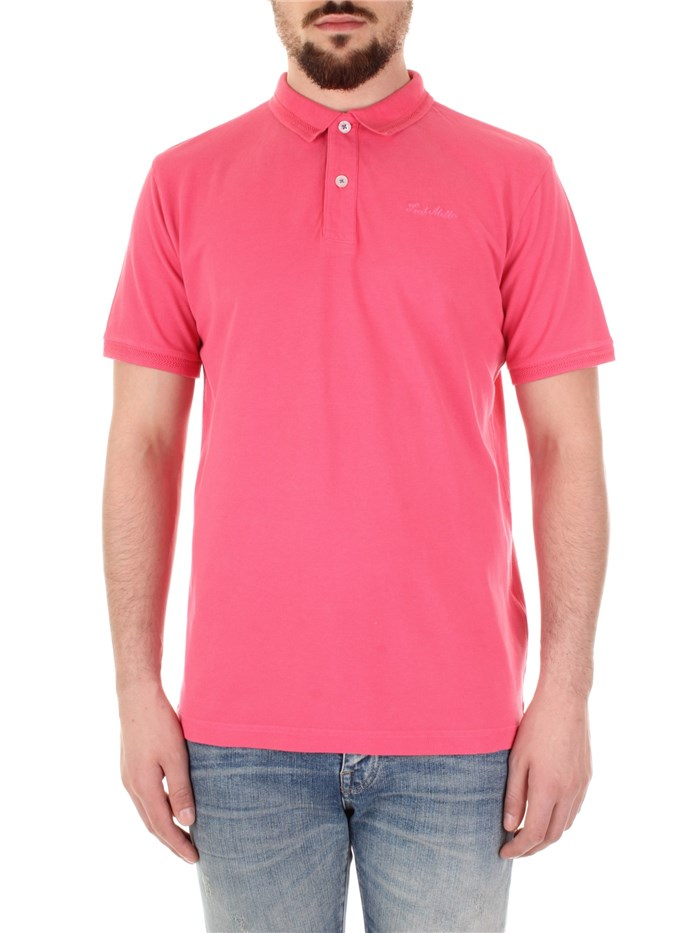 Fred Mello Short sleeves Fuxia