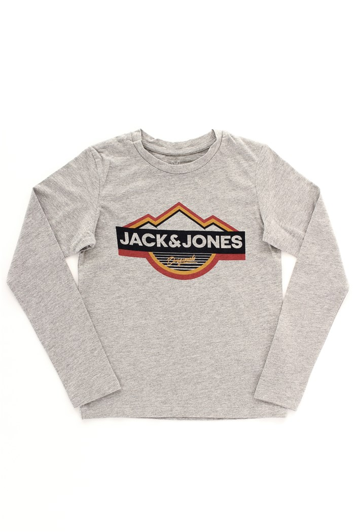 JACK&JONES JUNIOR Long sleeve Grey
