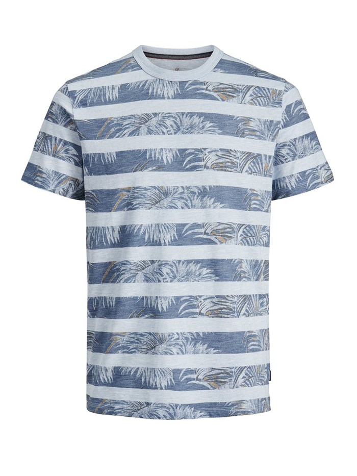 JACK&JONES JUNIOR Short sleeve Light blue