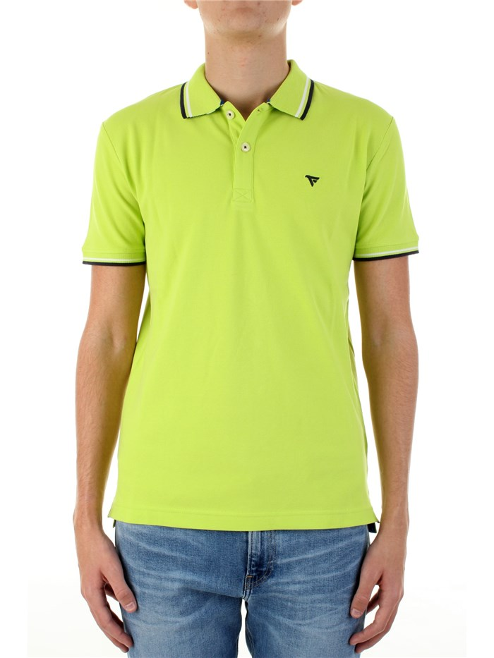 Fred Mello Short sleeves Lime