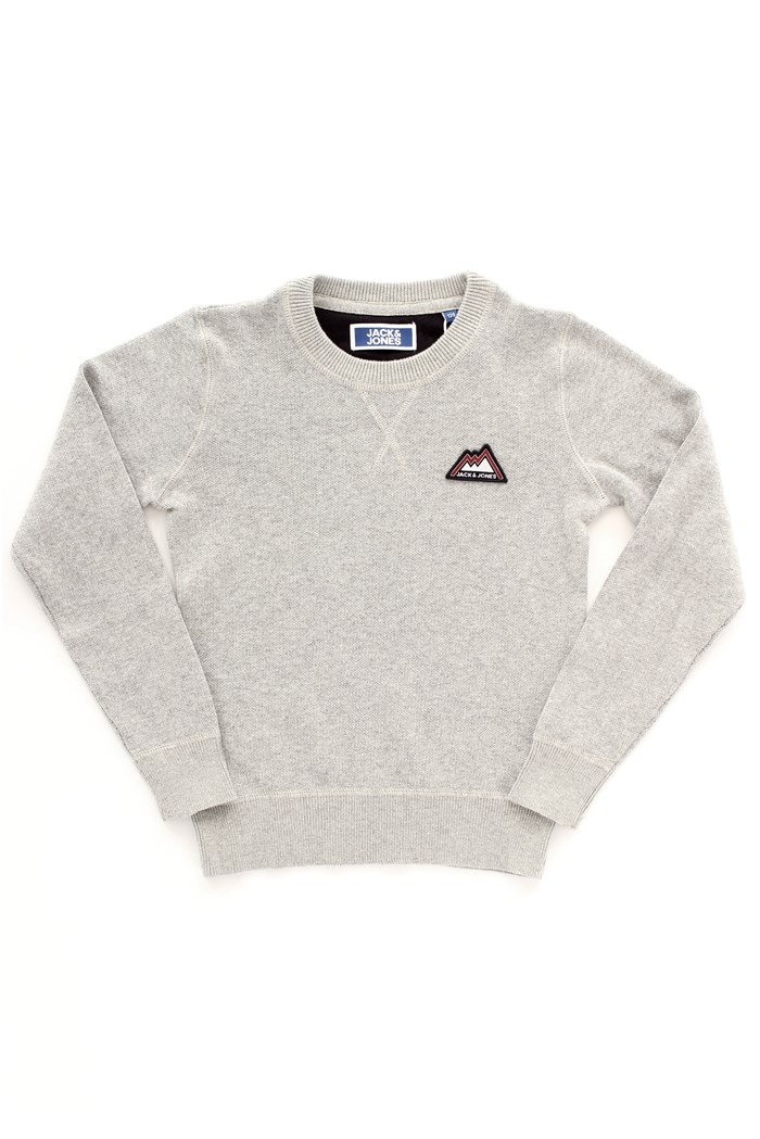 JACK&JONES JUNIOR Choker Light grey