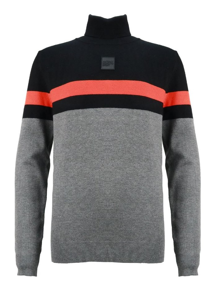 Antony Morato Polo neck Black