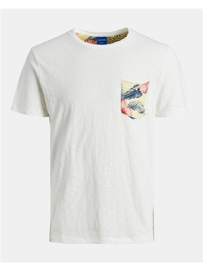JACK&JONES JUNIOR Short sleeve Cream
