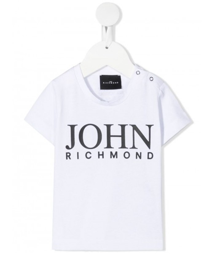 John RICHMOND Short sleeve White