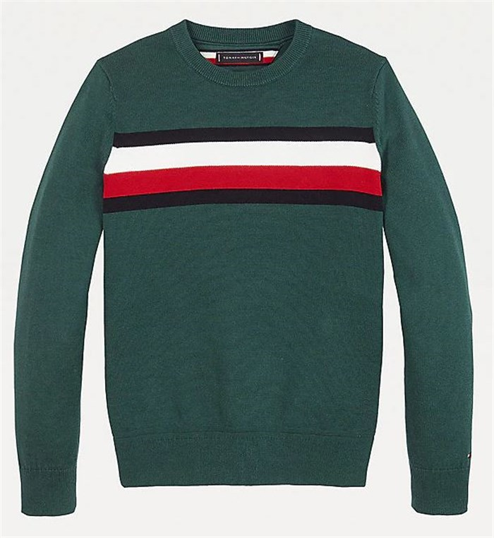 Tommy Hilfiger Knitted Green