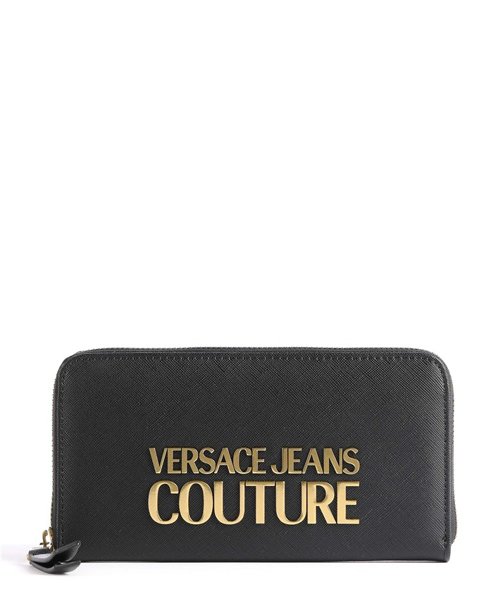 VERSACE Jeans Couture Wallets Black