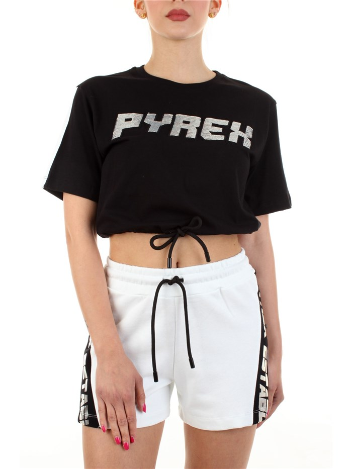 PYREX Short sleeve Black