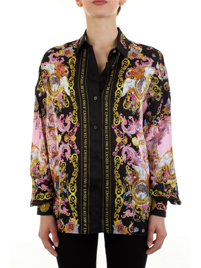 VERSACE Jeans Couture classic Black / Pink