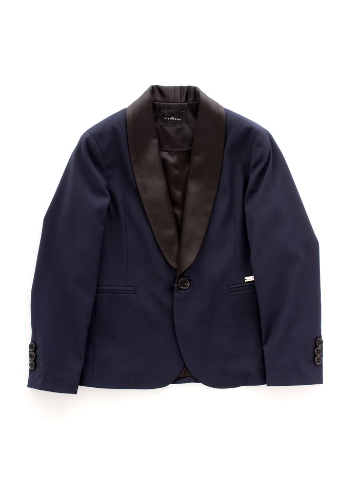 John RICHMOND Blazer Dark blue