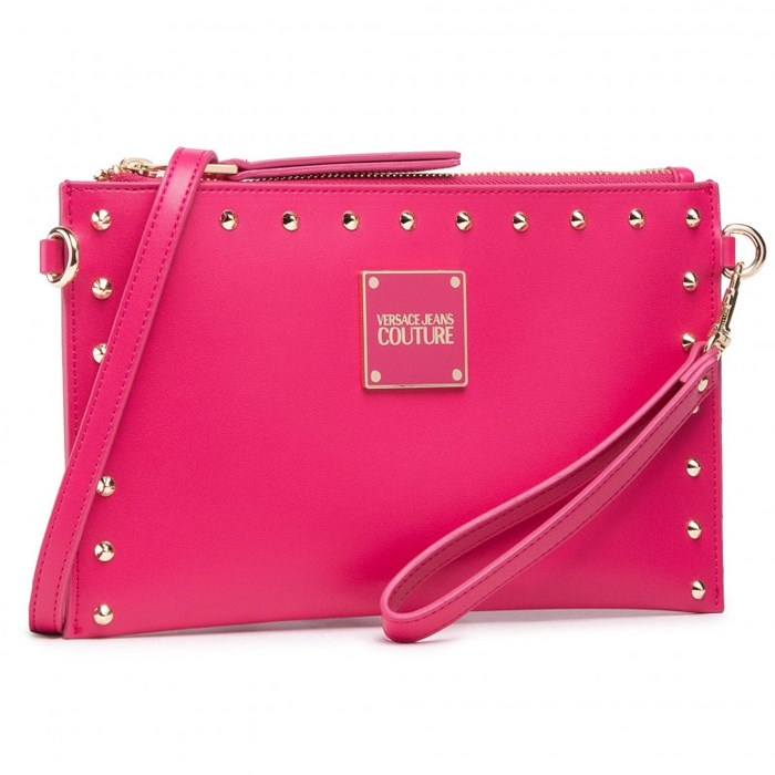VERSACE Jeans Couture Clutch Fuxia