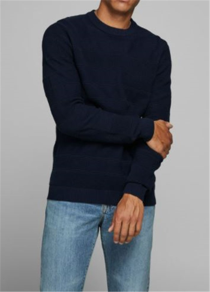 PREMIUM BY JACK&JONES Knitted Blue