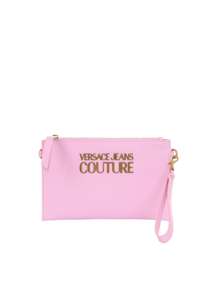 VERSACE Jeans Couture Shoulder Strap Pink
