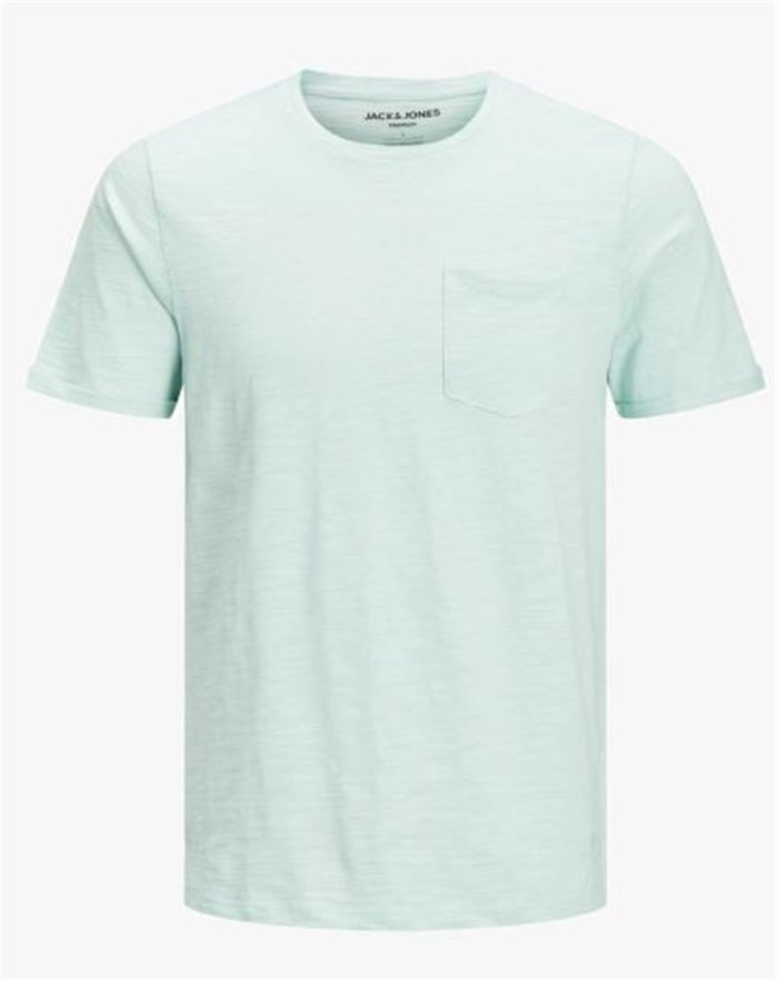 JACK&JONES Short sleeve Light green