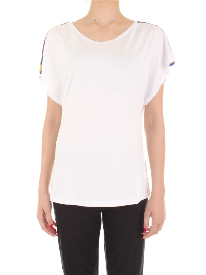 Lola BY S.FERRONE Short sleeve White