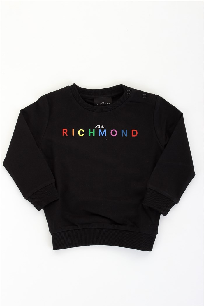 John RICHMOND Choker Black