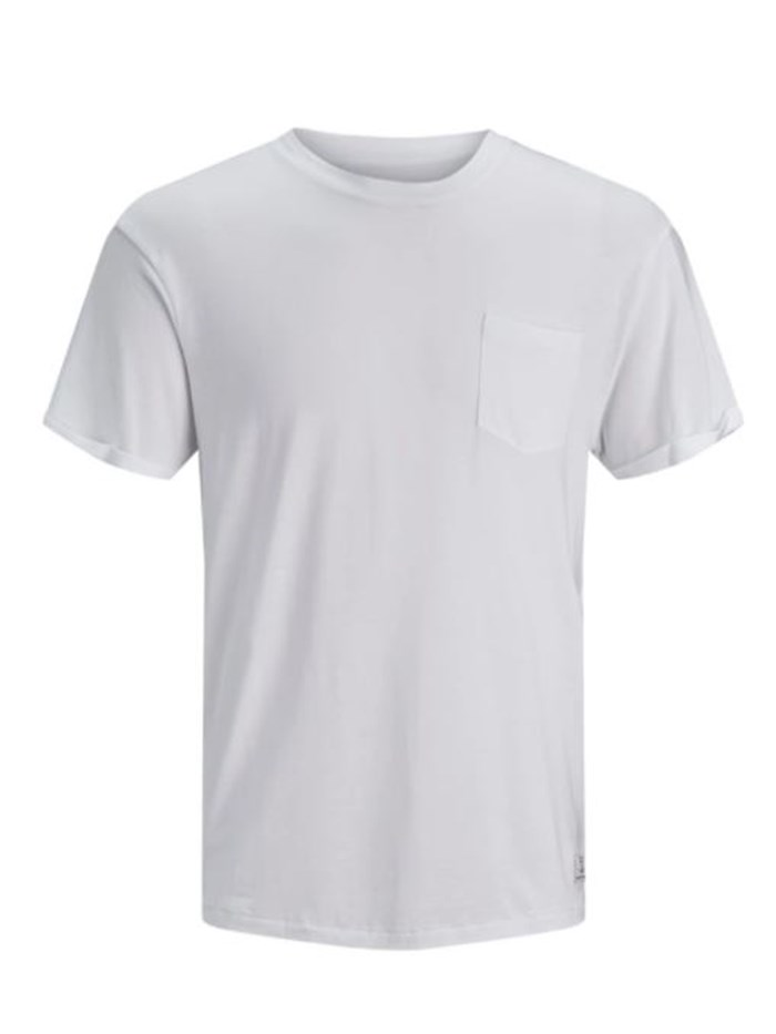 JACK&JONES Short sleeve White