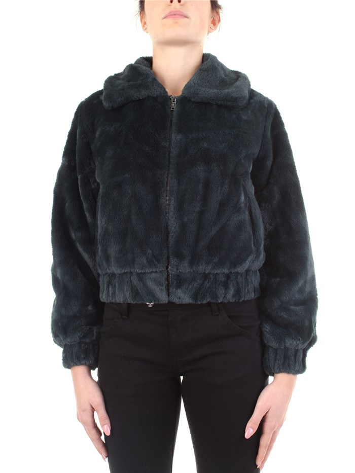 JDY BY ONLY Fur coats Verdone