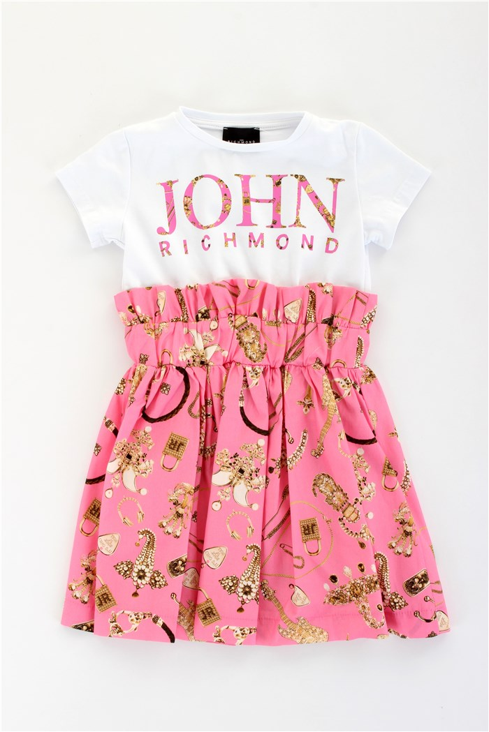 John RICHMOND Short Pink