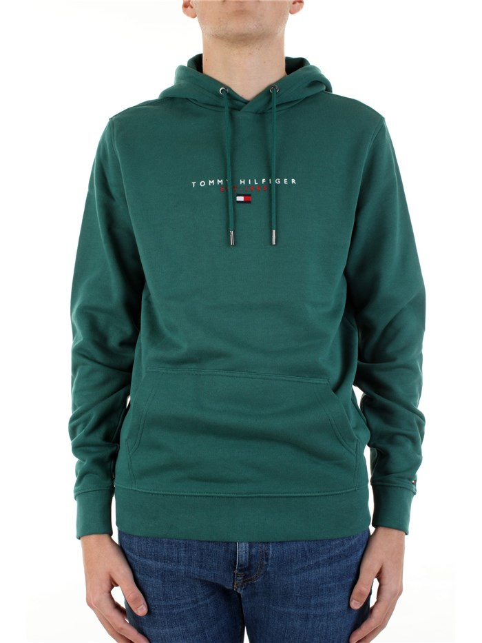 Tommy Hilfiger Hooded Green