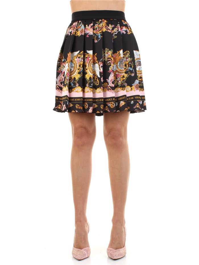 VERSACE Jeans Couture miniskirts Black / Pink