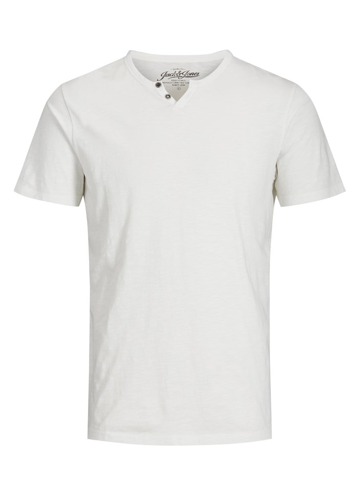 JACK&JONES Short sleeve Cream