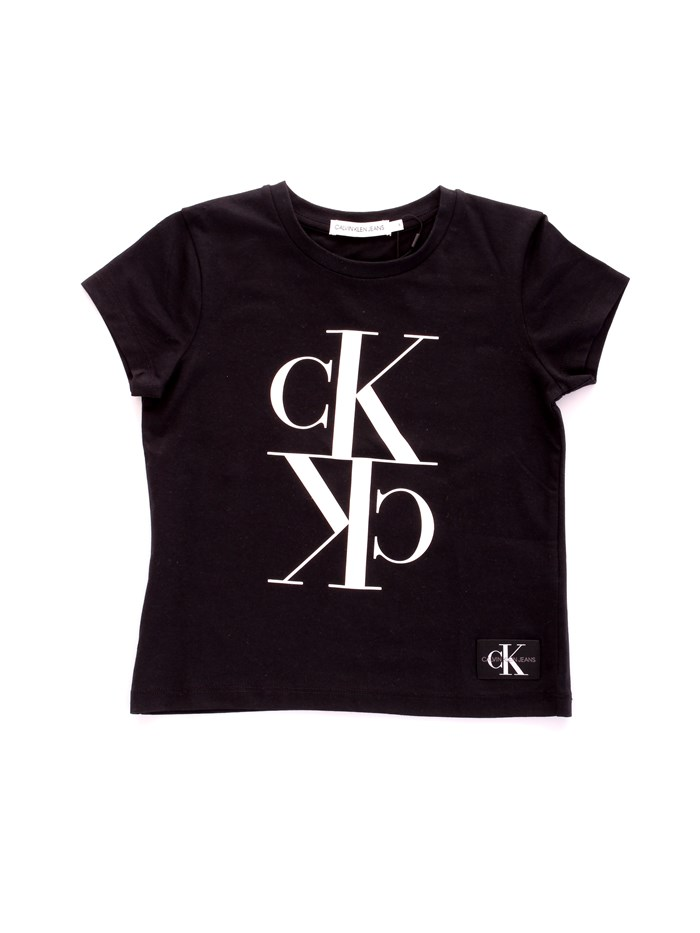 Calvin Klein Jeans Short sleeve Black