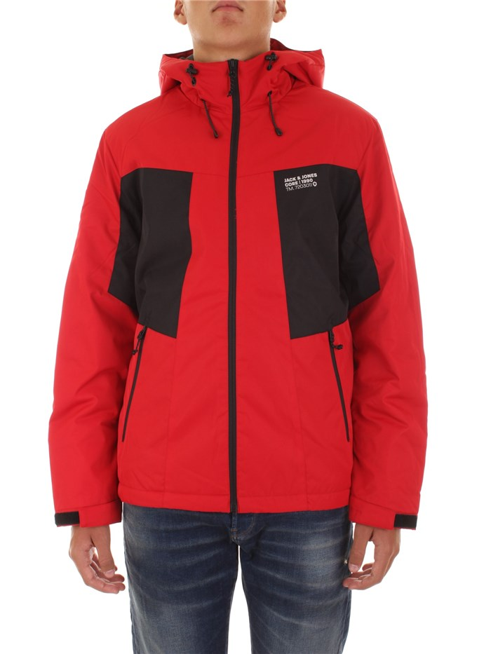 Core by Jack&Jones Bomber Red