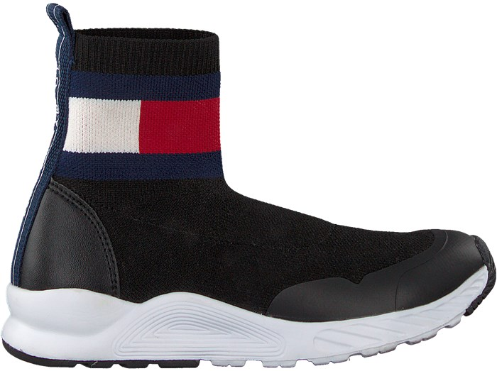 Tommy Hilfiger high Black