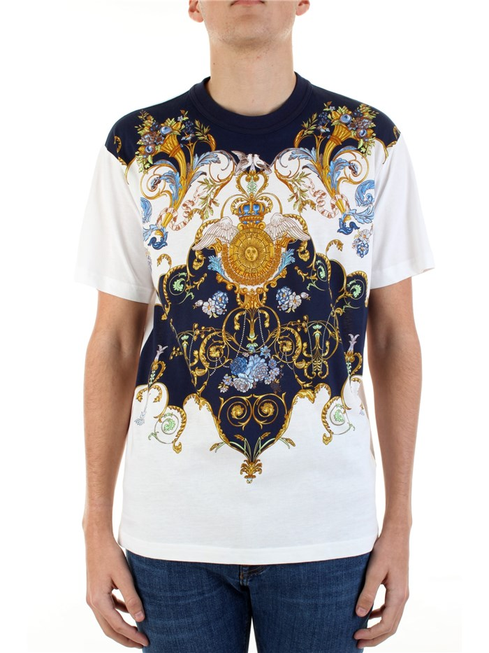 VERSACE Jeans Couture Short sleeve White